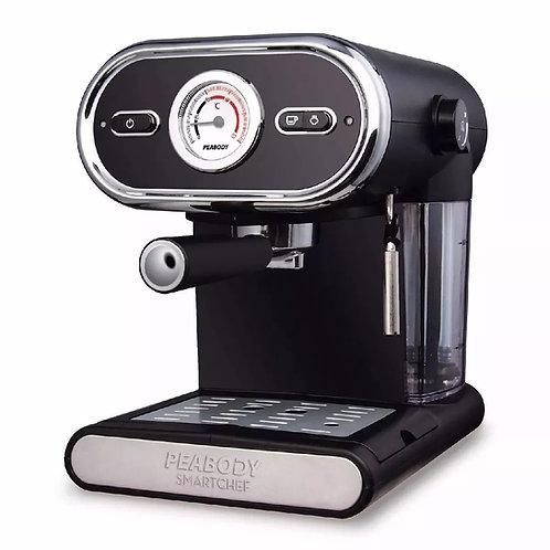 Cafetera Express con Reloj