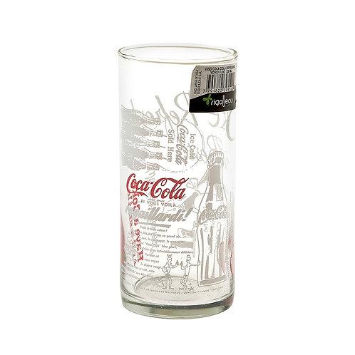 Vaso Coca Cola Refreshes