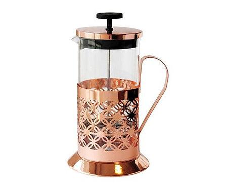 Cafetera Cobre con Émbolo