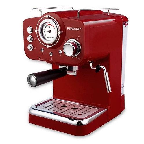 Cafetera Expresso con Reloj