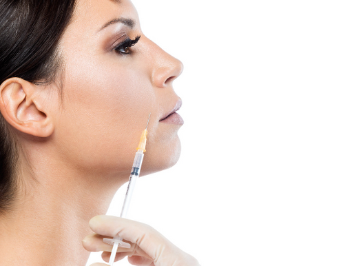 Injecting Fillers in Areas of the Face Near Lips Can Affect Lip Shape