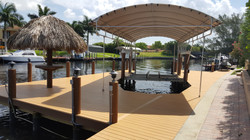 fort myers cape coral dock builder