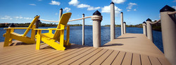 dock construction repair