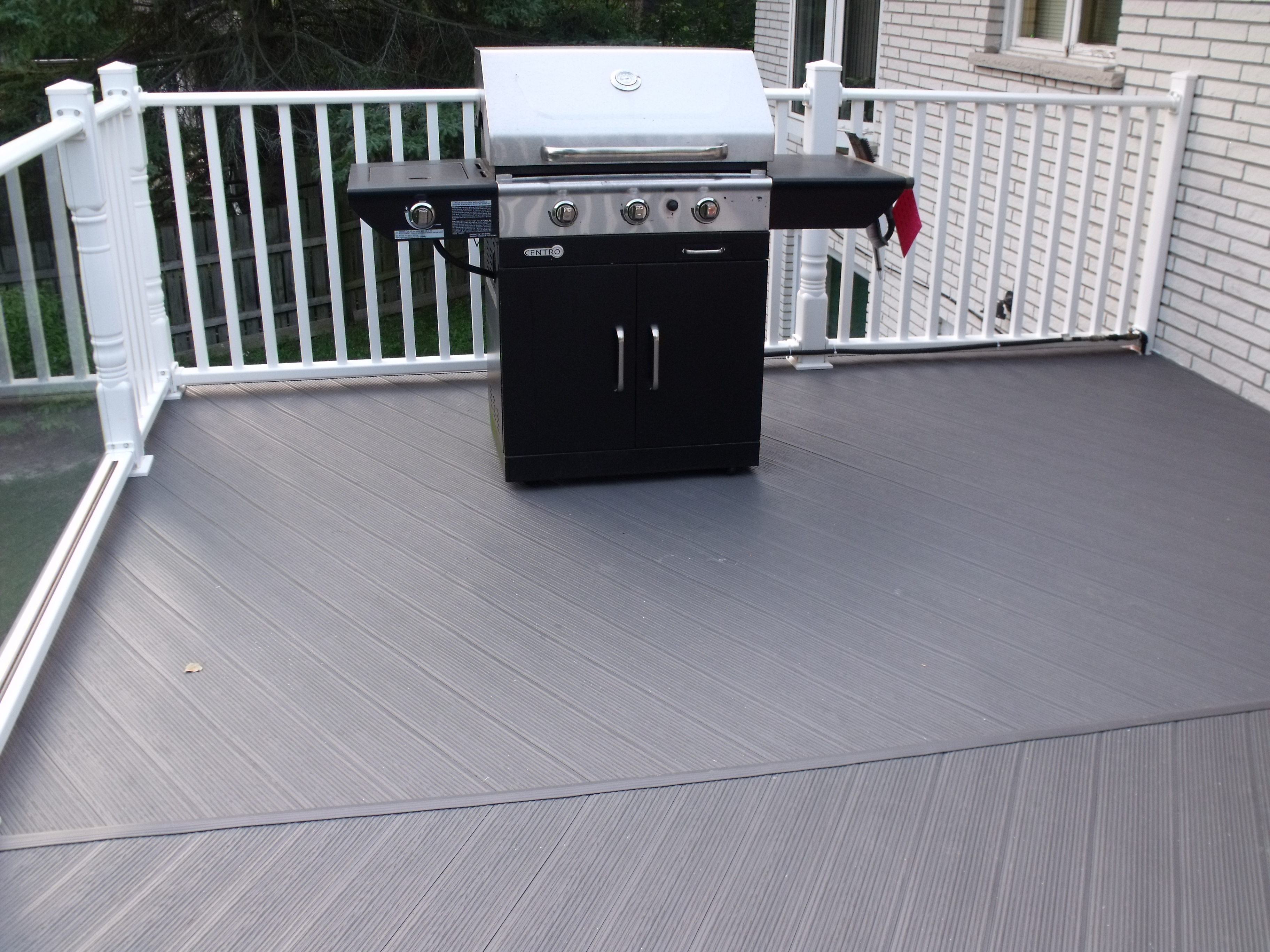 Grill After