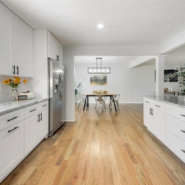 Kitchen HDR Photo