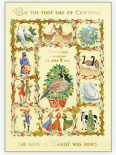 12 Days of Christmas - Cards
