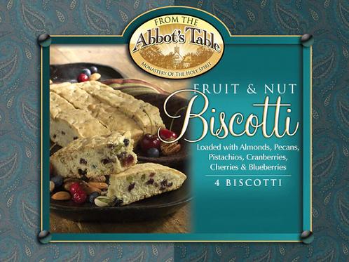 Monk's Biscotti Gift Box of 4 Biscotti