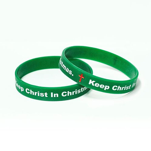 Keep Christ In Christmas (Bracelets)
