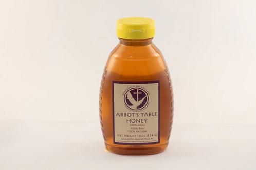 Abbot's Table Wildflower Honey 16 oz