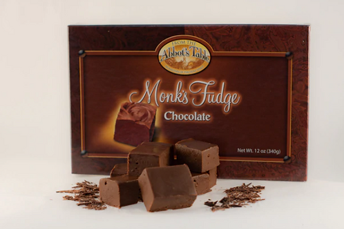 Monk's Chocolate Fudge 12 oz.