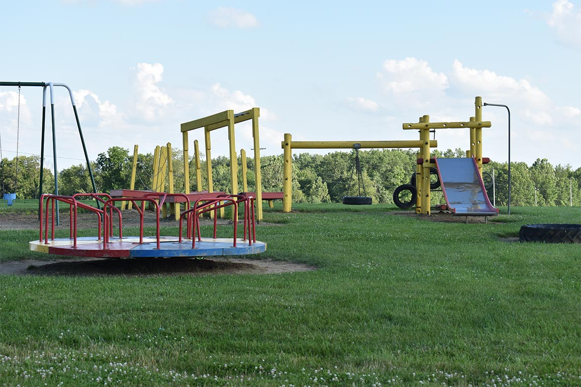 QCI F-section Playground