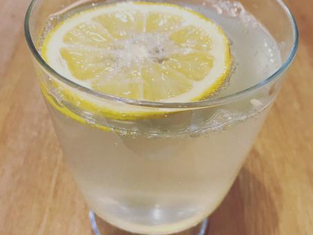 手作り無農薬レモン