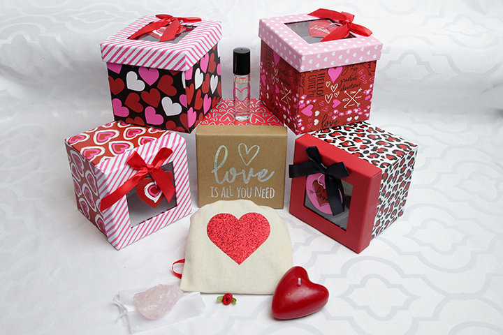 BOX FILLED WITH LOVE
