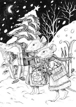 The Christmas Mice