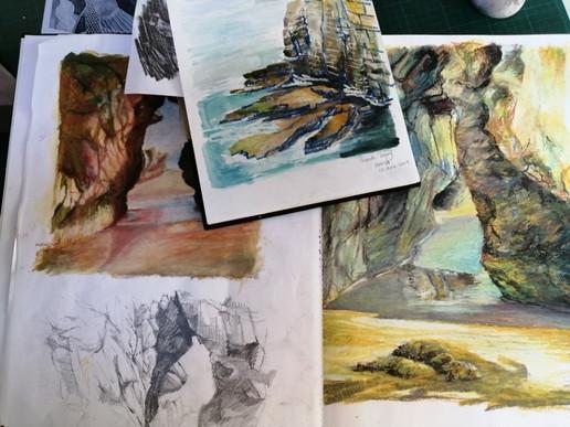 Clashach Cove Studies