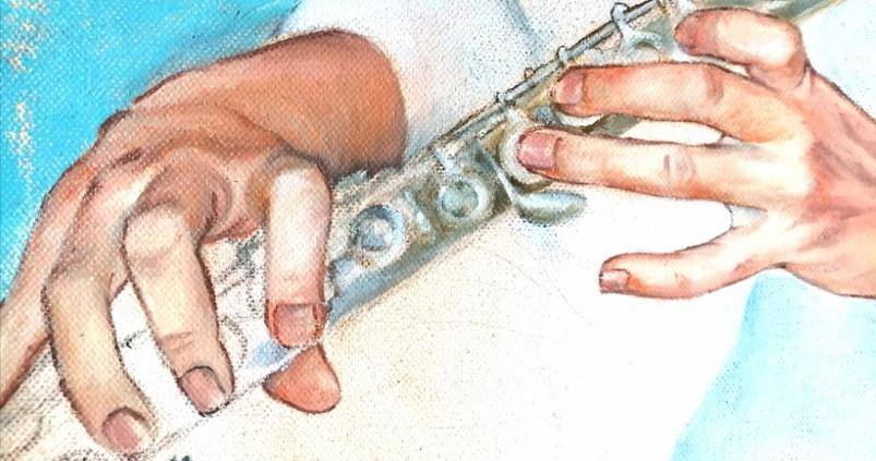Flute Detail