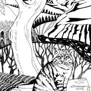 Wildcat on the Brae