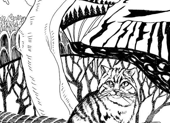 Wildcat Print
