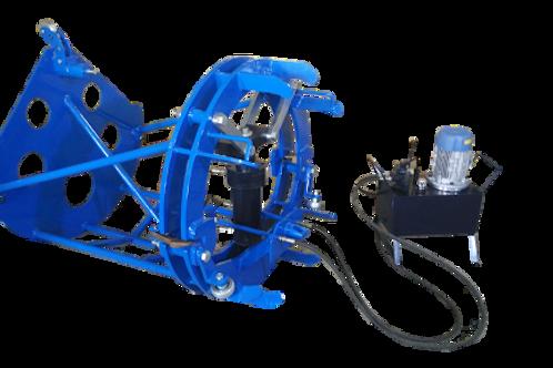 Vnitřní hydraulický centrátor DN 1000