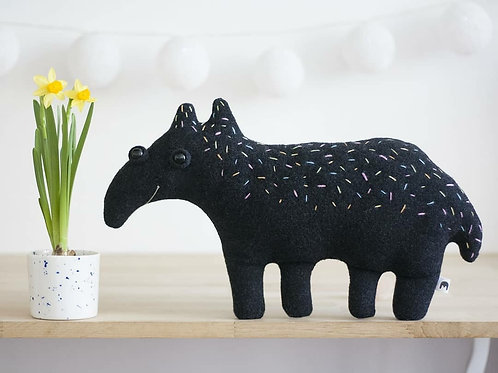 Tapir Toby | Little Flat Friend