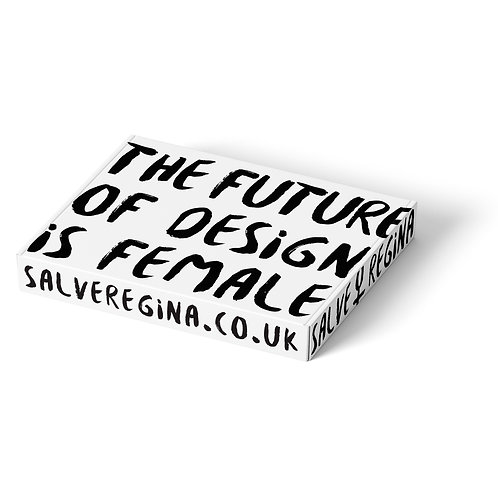 The Future of Design is Female Top