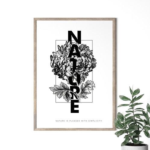 Nature | Art Print | A3 | A4 | A5