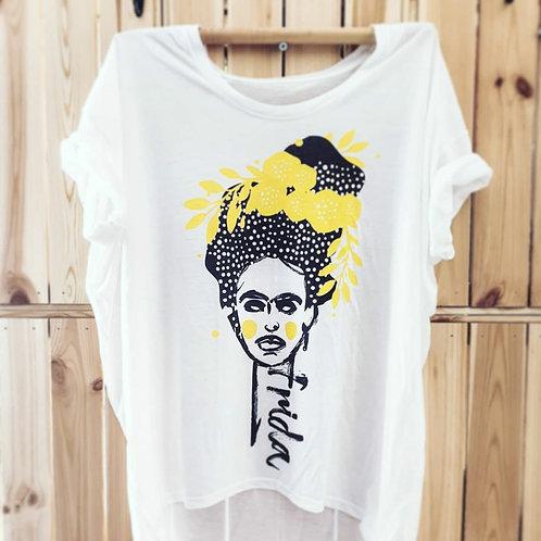 Frida   Art Tee