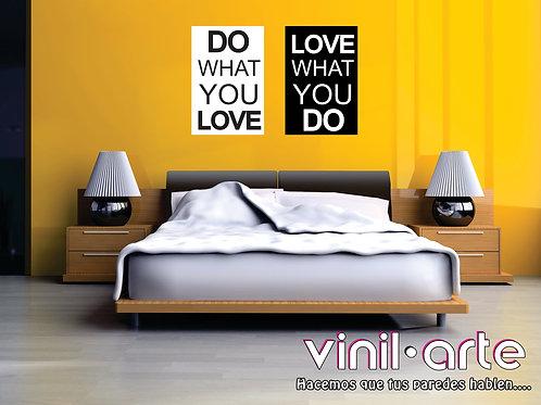 C001 - Do Love, Love Do
