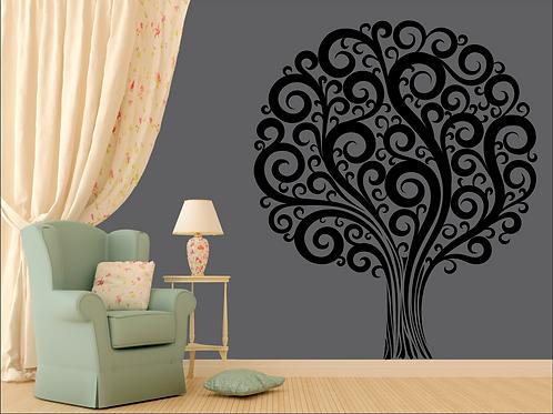 031 - Retro Tree