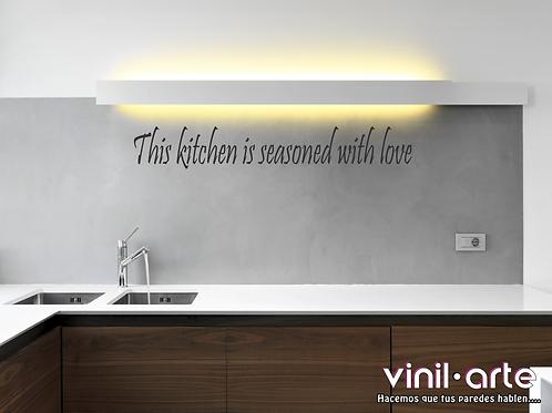 338 - The Kitchen Is Seasoned