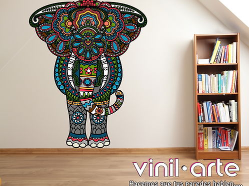 271 - Front Elephant