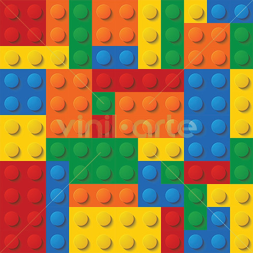"Papel Tapiz Infantil ""Lego"""