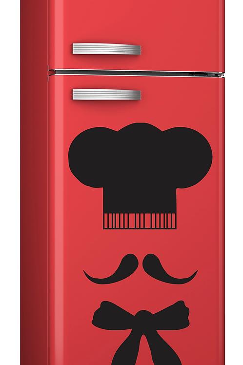 073 - Moustache Chef