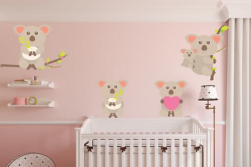 280 - Baby Koalas