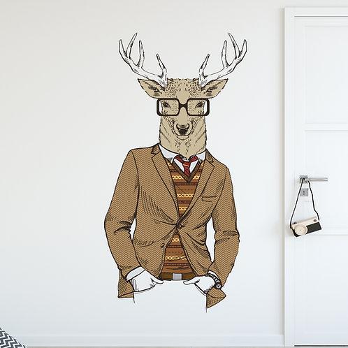 520- Hipster Deer