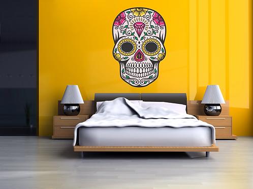 038 C1 - Mex Skull
