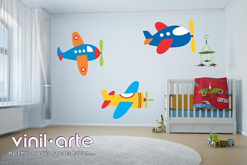 256 - Kids Planes