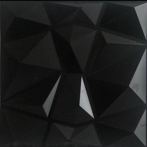 "Panel 3D ""D094N"" NEGRO"