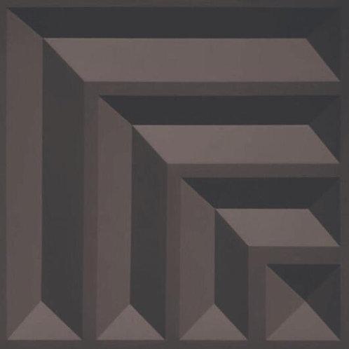 "Panel 3D ""D005N"" NEGRO"