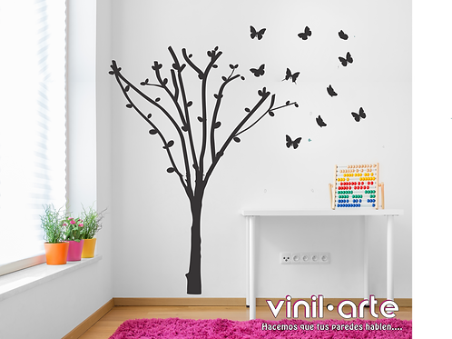 273 - Butterflies Tree