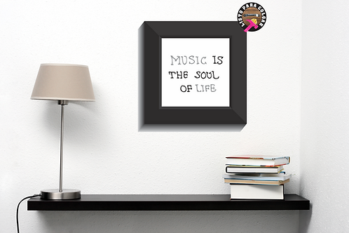 C040 - Music is the soul of Life