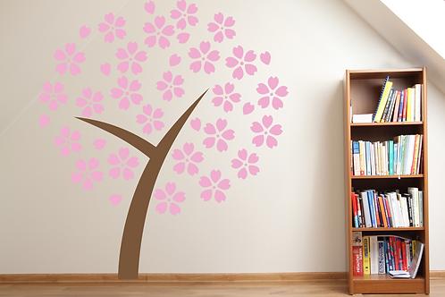 287 - Cute Pink Tree