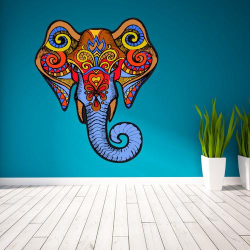 054 lucky elephant