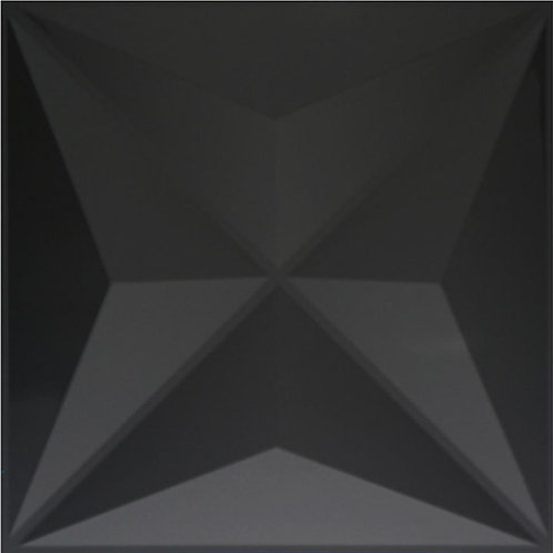 "Panel 3D ""D003N"" NEGRO"