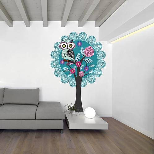 154- Owl Tree