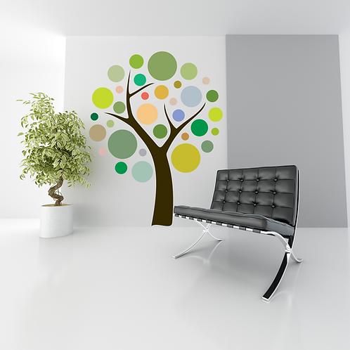 044 - Circles Tree
