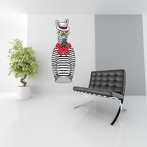 059 - Mr. Zebra