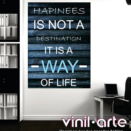 C022 - Hapiness is not a...