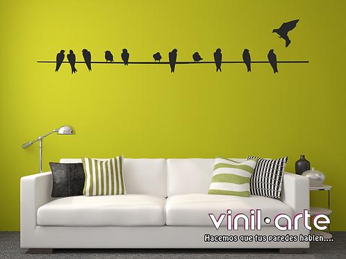 376 - Line Birds