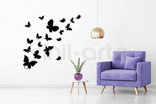 430 - Mariposas
